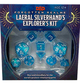 Wizards of the Coast D&D: FORGOTTEN REALMS - LAERAL SILVERHAND'S EXPLORER'S KIT