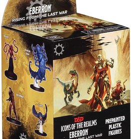 Wiz-Kids D&D Minis Icons of the Realms: Eberron Rising from the Last War Booster Box