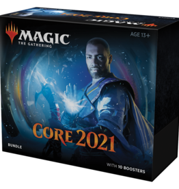 Wizards of the Coast Magic the Gathering: Core 2021 Bundle