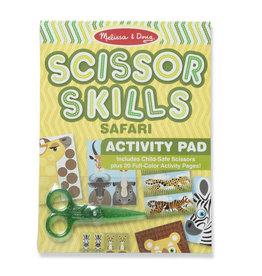 Melissa & Doug Scissor Skills Safari Activity Pad