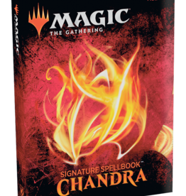 Wizards of the Coast Signiture Spellbook: Chandra