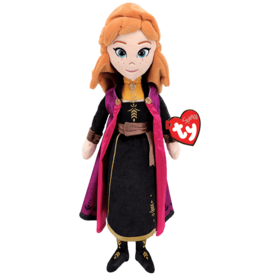 Ty Inc. Anna Princess Plush
