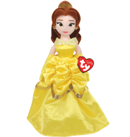 Ty Inc. Belle Princess Plush