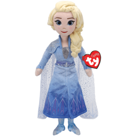 Ty Inc. Elsa Princess Plush
