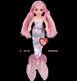 Ty Inc. Cora Sequin Pink Mermaid