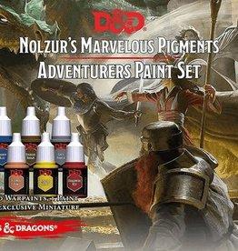 Army Painter D&D Minis: Adventurers Paint Set