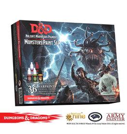 Army Painter D&D Minis: Monster Paint Set
