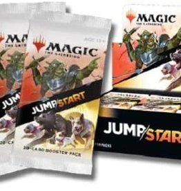 Wizards of the Coast Magic the Gathering: Jumpstart Booster