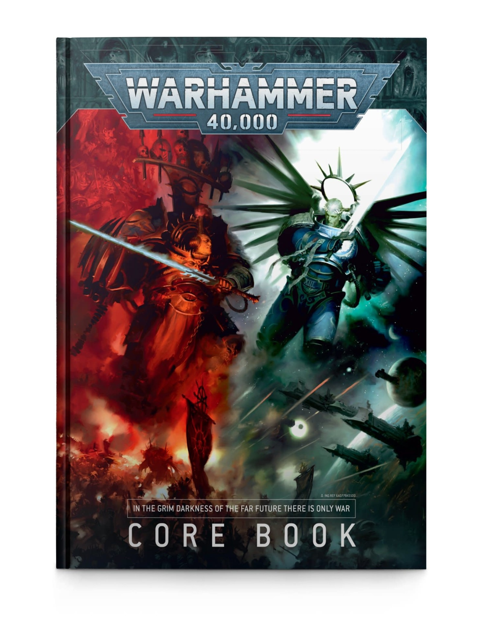 Games Workshop 40K Rulebook (BS)