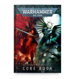 Games Workshop Warhammer 40K Rulebook