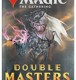 Wizards of the Coast Magic the Gathering: Double Masters Booster