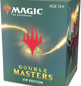 Wizards of the Coast Magic the Gathering: Double Masters VIP Edition