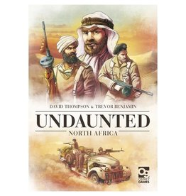Osprey Undaunted: North Africa