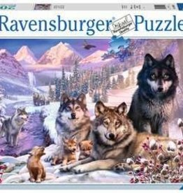 Ravensburger Winter Wolves 2000pc Puzzle