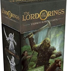 Fantasy Flight Games Lord of the Rings Journeys in Middle Earth: Villains of Eriador