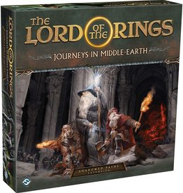 Fantasy Flight Games Lord of the Rings Journeys in Middle Earth: Shadowed Paths