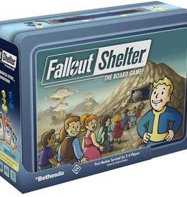 Fantasy Flight Games Fallout Shelter