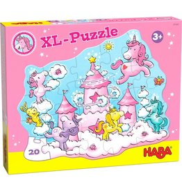 HABA Unicorn Glitterluck Cloud 20pc Puzzle