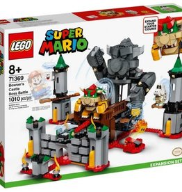 LEGO LEGO Bowser's Castle Boss Battle Expansion Set