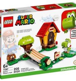 LEGO LEGO Mario's House and Yoshi Expansion Set