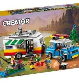 LEGO LEGO Creator 3-in-1 Caravan Family Holiday