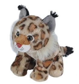 "Wild Republic Bobcat 8"""