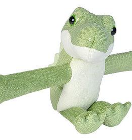 Wild Republic Huggers Crocodile