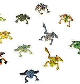 Wild Republic Frogs Mini Polybag