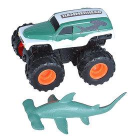 Wild Republic Mini Truck: Hammerhead Shark