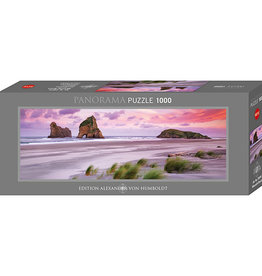Heye Wharariki Beach Panoramic 1000pc Puzzle