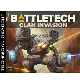 Catalyst Battletech: Technical Readout Clan Invasion