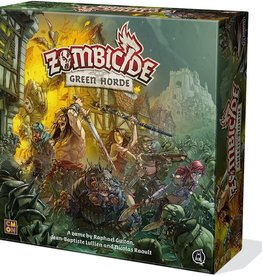 Cool Mini or Not Zombicide Green Horde