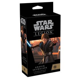 Fantasy Flight Games Star Wars Legion: Anakin Skywalker Commander