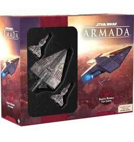 Fantasy Flight Games Star Wars Armada: Galatic Republic Fleet Starter