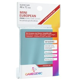 Gamegenic Prime: Mini European Sleeve Ruby (50)