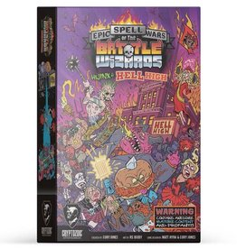 Cryptozoic Epic Spell Wars: Hijinx at Hell High