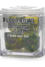 Games Workshop Blood Bowl: Snotling Team Dice Set
