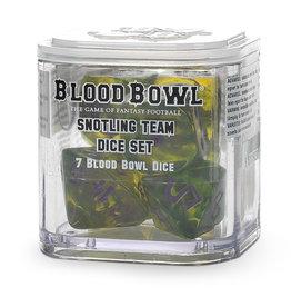 Games Workshop Blood Bowl: Snotling Team Dice Set