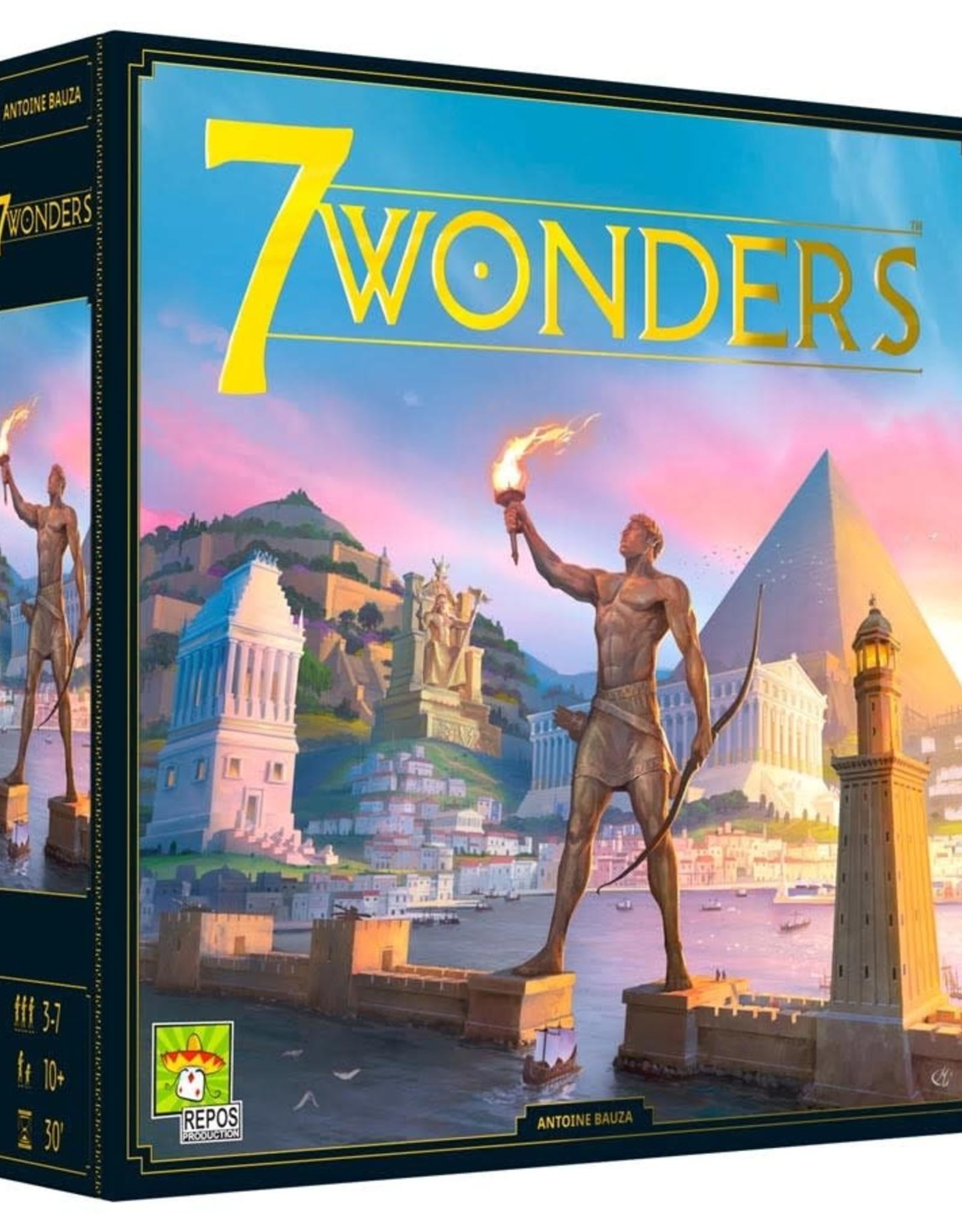 Asmodee 7 Wonders 2e