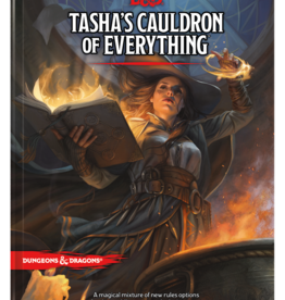 Wizards of the Coast D&D 5e: Tasha's Cauldron of Everything