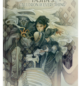 Wizards of the Coast D&D 5e: Tasha's Cauldron of Everything: Limited Edition Cover (releases 11-17-2020)
