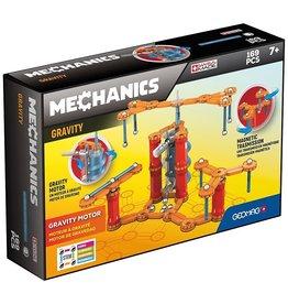 Geomag Gravity Motor System - 168 pcs