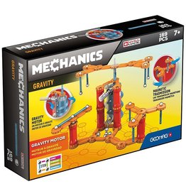 Geomag Gravity Motor System - 169 pcs