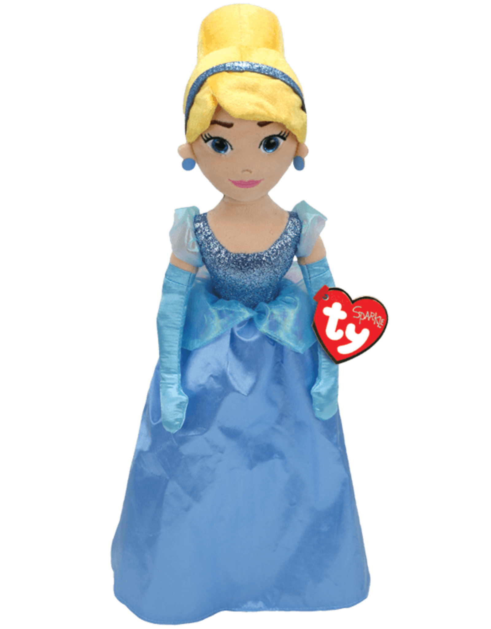 Ty Inc. Cinderella Princess Plush