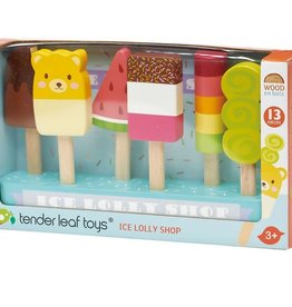 Tender Leaf Toys Ice Lolly Shop