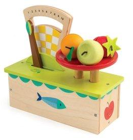 Tender Leaf Toys Weighing Scales