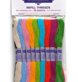 Ann Williams Group Refill Threads - Loopdedoo