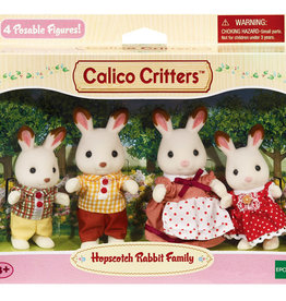 Calico Critters: Hopscotch Rabbit Family