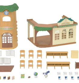 Calico Critters: Country Tree School