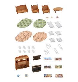 Calico Critters: Comfy Living Room Set